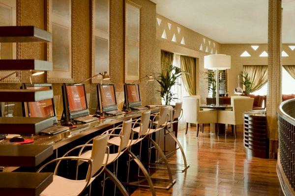 Sheraton Abu Dhabi Hotel & Resort - фото 9