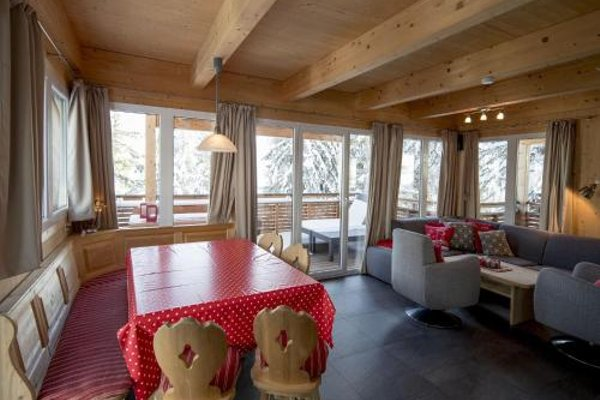 Chalet Alpenpark Turracherhohe 2 - 10