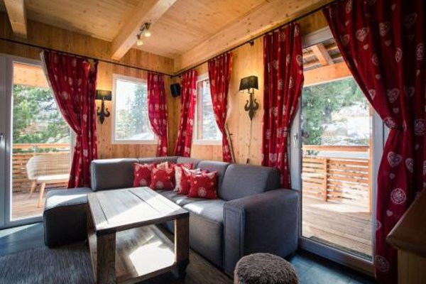 Chalet Alpenpark Turracherhohe 2 - 4