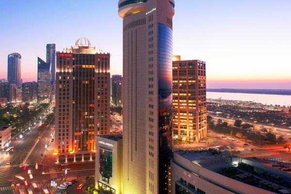 Le Royal Meridien Abu Dhabi - фото 33