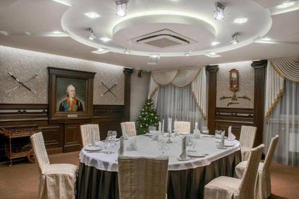 Парк-Отель Замковый - фото 12