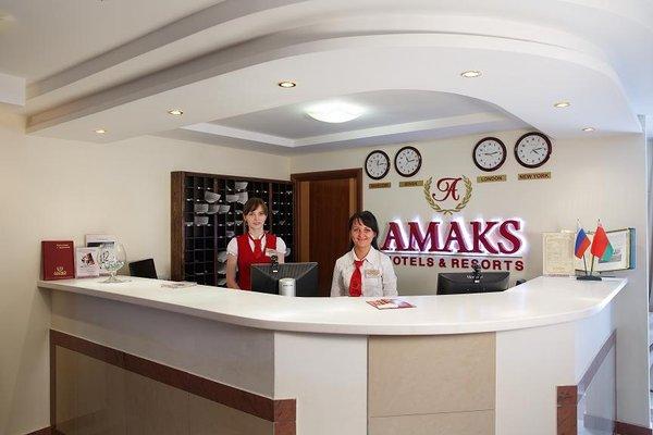 АМАКС Визит-отель - фото 14