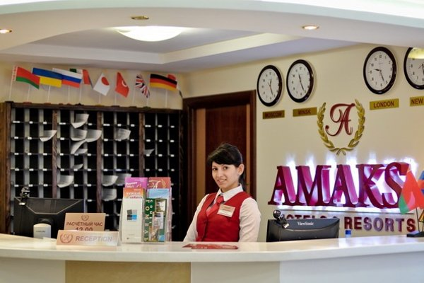 АМАКС Визит-отель - фото 15