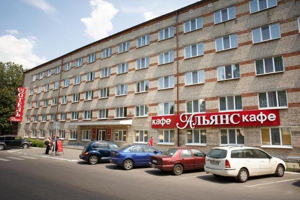 АМАКС Визит-отель - фото 22