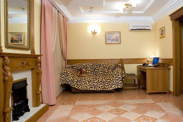 Отель Парадиз - фото 15