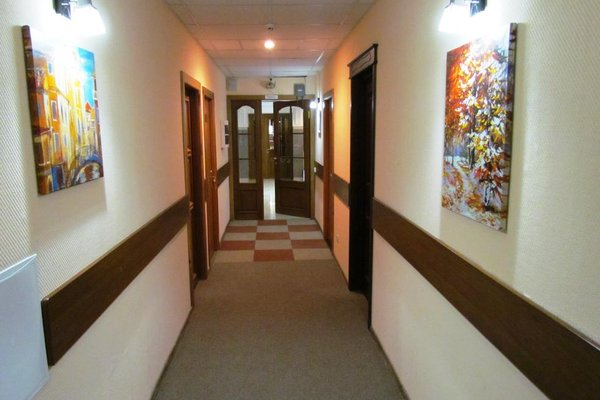 Отель Парадиз - фото 17