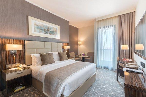 Hawthorn Suites by Wyndham Abu Dhabi City Center (ех. Regent Downtown) - фото 35