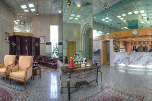 Hawthorn Suites by Wyndham Abu Dhabi City Center (ех. Regent Downtown) - фото 16