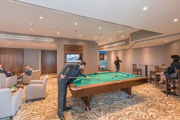 Hawthorn Suites by Wyndham Abu Dhabi City Center (ех. Regent Downtown) - фото 18