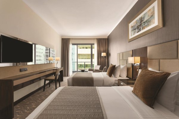 Hawthorn Suites by Wyndham Abu Dhabi City Center (ех. Regent Downtown) - фото 6