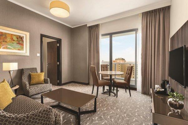 Hawthorn Suites by Wyndham Abu Dhabi City Center (ех. Regent Downtown) - фото 7