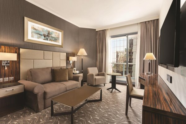 Hawthorn Suites by Wyndham Abu Dhabi City Center (ех. Regent Downtown) - фото 8
