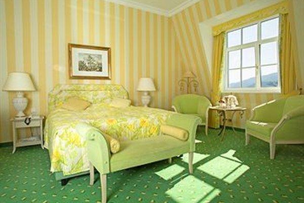 Hotel Schloss Seefels - фото 36