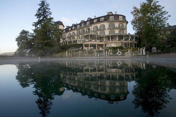 Hotel Schloss Seefels - фото 19