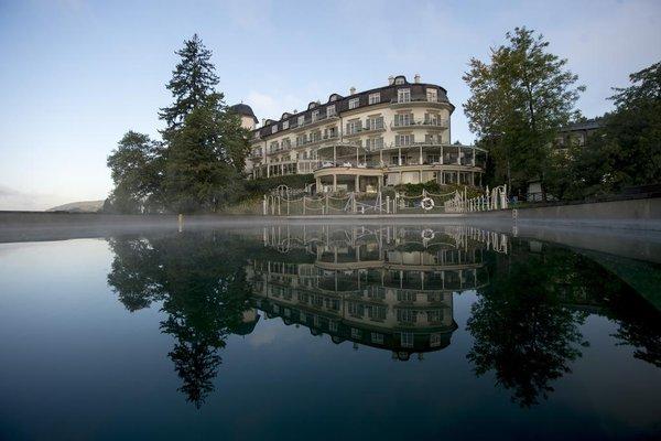 Hotel Schloss Seefels - фото 20