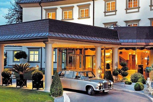 Hotel Schloss Seefels - фото 23