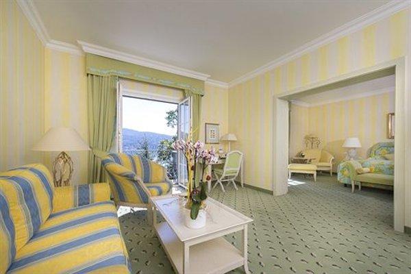 Hotel Schloss Seefels - фото 5
