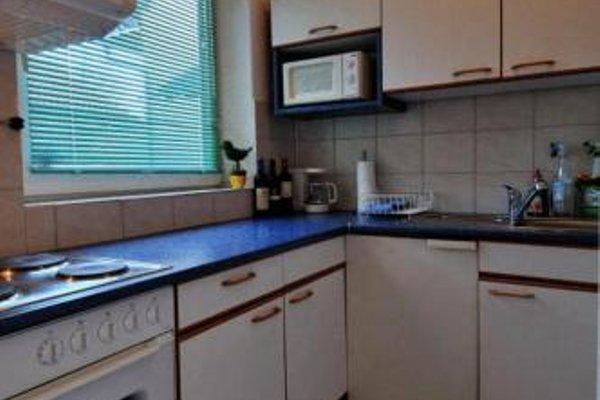 Appartement Ferienwohnung Bungalow Accanto - фото 10
