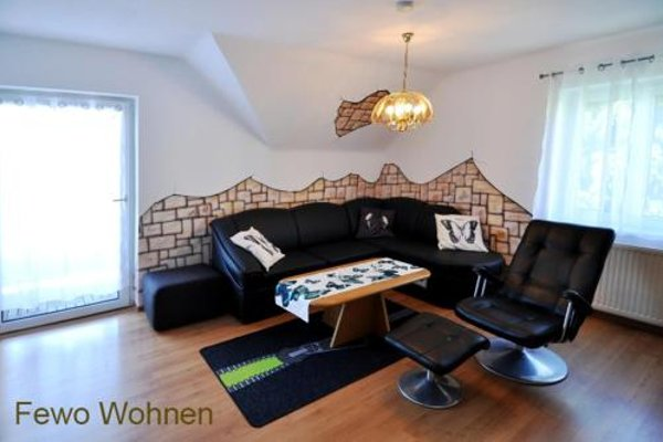 Appartement Ferienwohnung Bungalow Accanto - фото 6