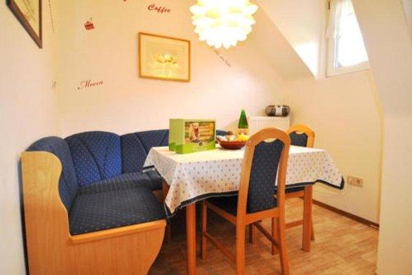 Appartement Ferienwohnung Bungalow Accanto - фото 7