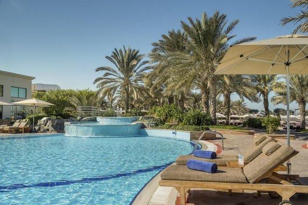 Hilton Abu Dhabi - 21