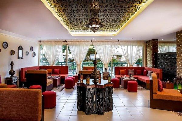 Al Raha Beach Hotel - фото 11