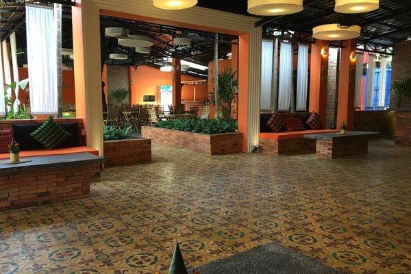 Central Privilege Hotel - фото 16