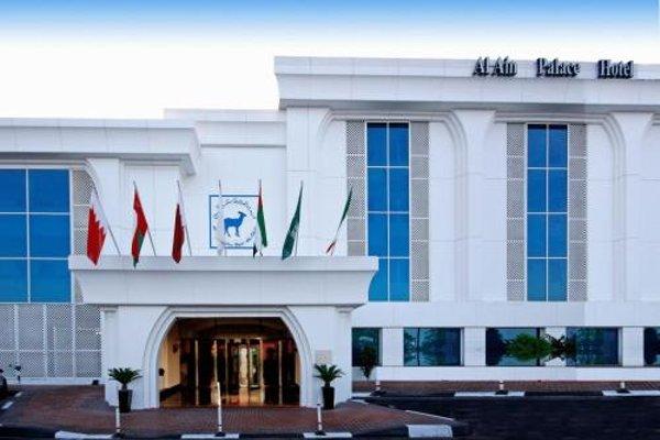 Al Ain Palace Hotel Abu Dhabi - фото 22
