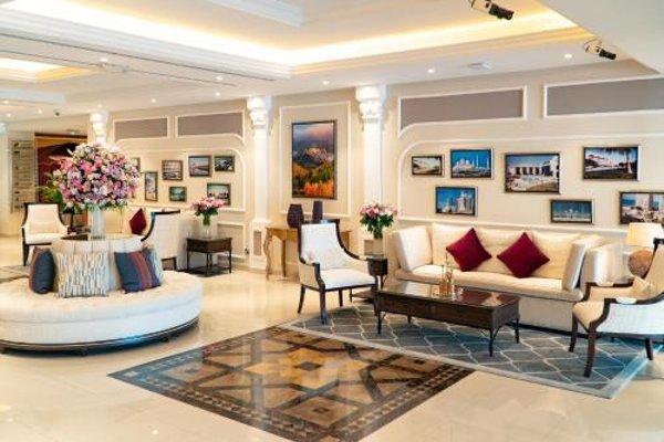 Al Ain Palace Hotel Abu Dhabi - фото 5