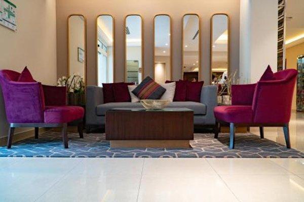 Al Ain Palace Hotel Abu Dhabi - фото 6