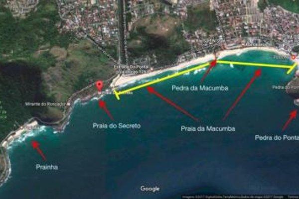 Rio Way Beach Hostel - фото 21