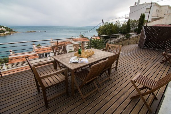 Agi Rodas Apartments - фото 12