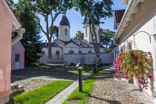 Arensburgi Kulalistemaja - фото 11