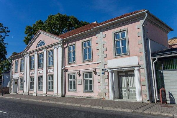 Arensburgi Kulalistemaja - фото 14