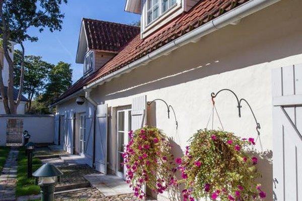 Arensburgi Kulalistemaja - фото 16