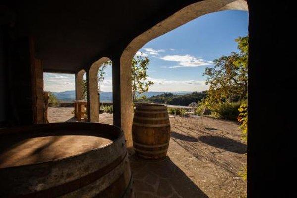 Podere Castellare - фото 23
