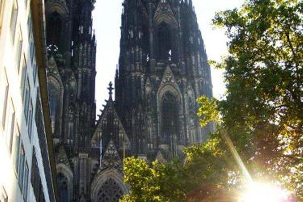 Apartment Cologne City - фото 33