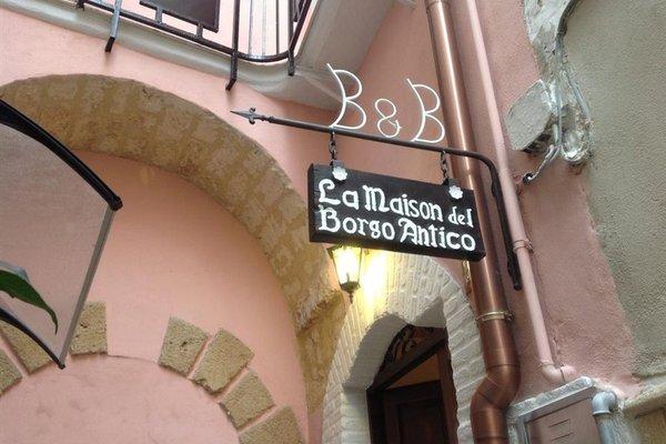 B&B La Maison Del Borgo Antico - фото 3