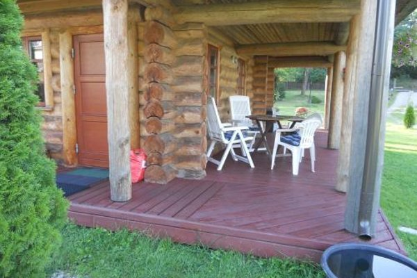 Forest Edge Lodge - фото 13