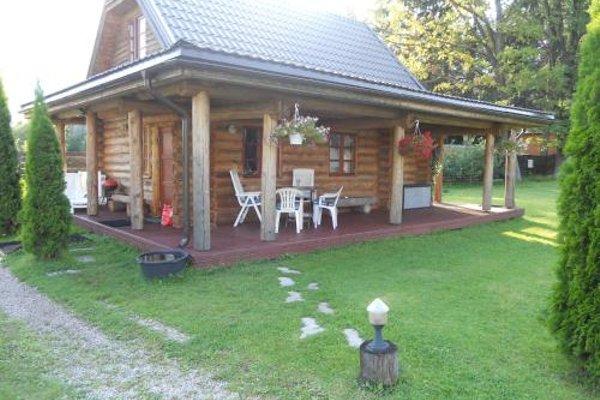 Forest Edge Lodge - фото 15