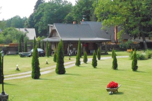 Forest Edge Lodge - фото 19