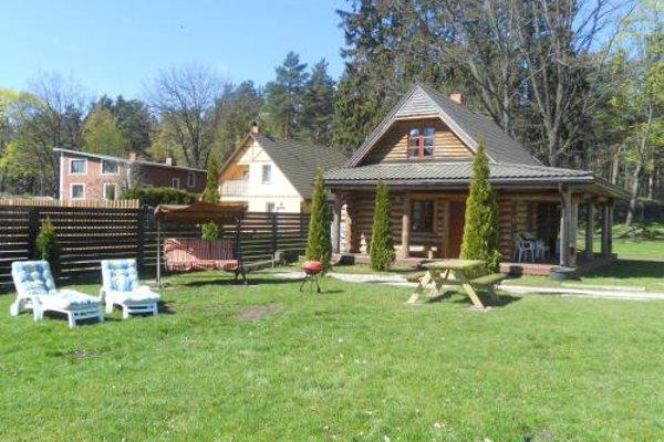 Forest Edge Lodge - фото 22