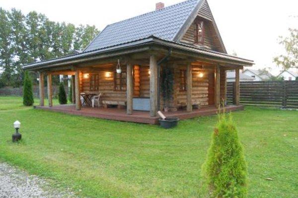 Forest Edge Lodge - фото 23