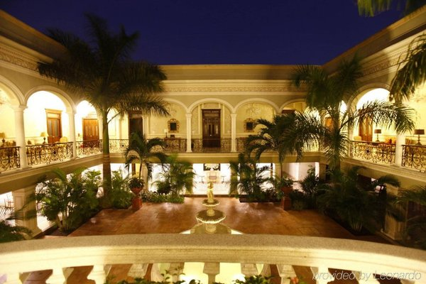 Mansion Merida On the Park - фото 22