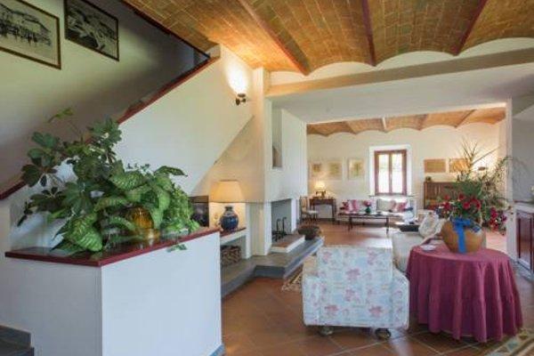 Locazione turistica Villa Ponticelli - 12
