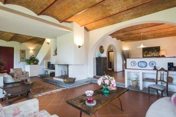 Locazione turistica Villa Ponticelli - 5