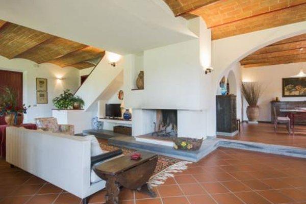 Locazione turistica Villa Ponticelli - 6