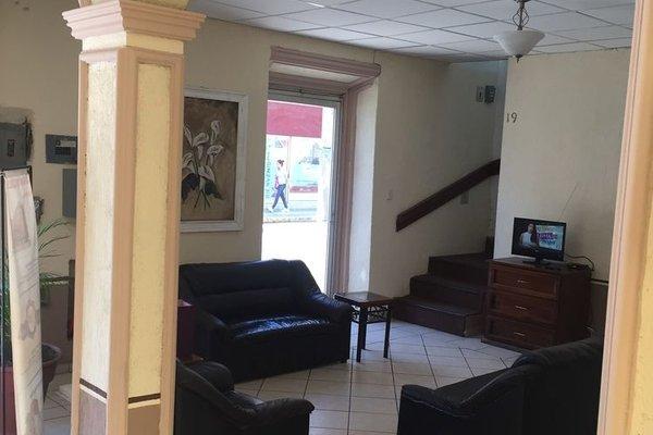 Hotel Ana Isabel - фото 12