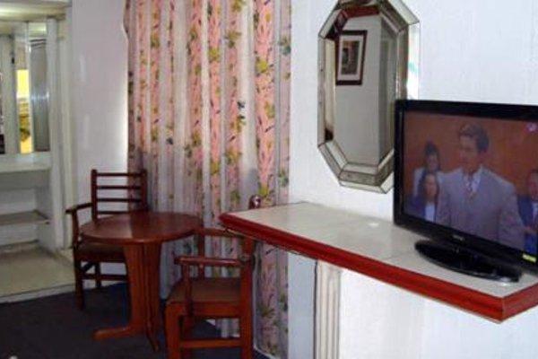 Hotel Ana Isabel - фото 5