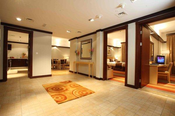 L'Arabia Hotel Apartments - фото 18